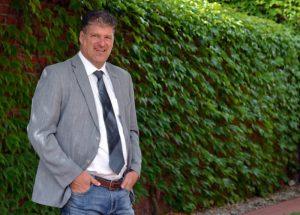 Rechtsanwalt&Mediator Hendrik Meyer während einer Pause in der Mediation